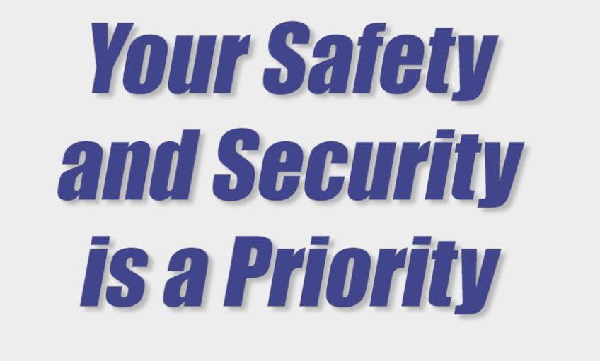 Safety and Security Priority