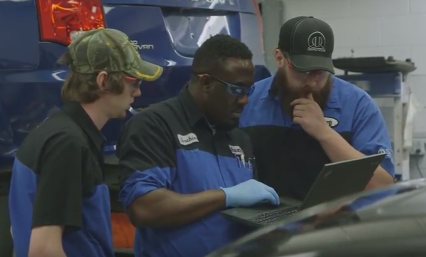 Southeast Community College Automotive Programs