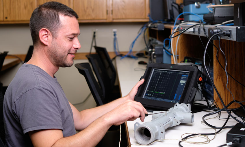 Nondestructive testing technology southeast community college nondestructive testing tech malvernweather Gallery