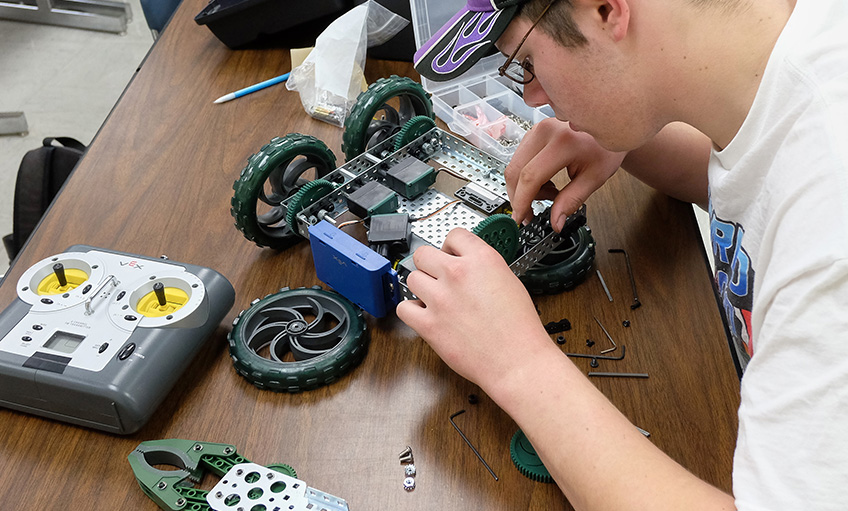 Manufacturing Engineering Technology   Southeast Community College
