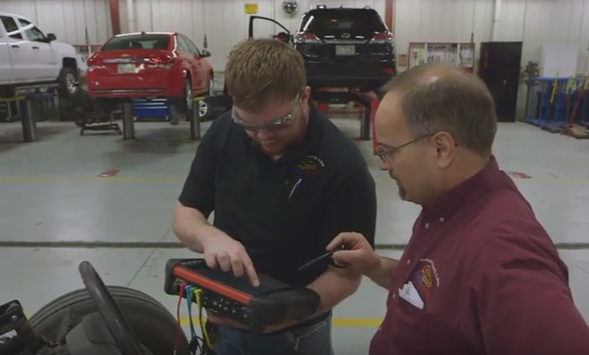 Automotive Programs at Southeast Community College