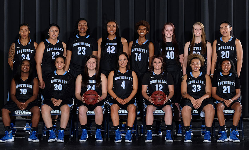 2015-16 Women's Basketball Team
