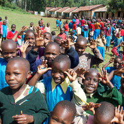 kenya children 2016
