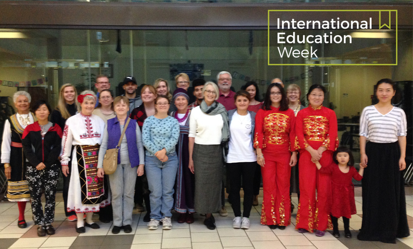 Internationa Education Week