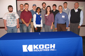 Koch Fertilizer Scholarship Group