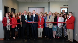 York Ribbon Cutting