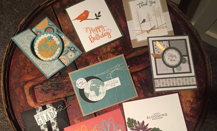 Handmade Greeting Cards: Image