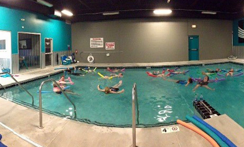 Water Fitness & Aqua Yoga